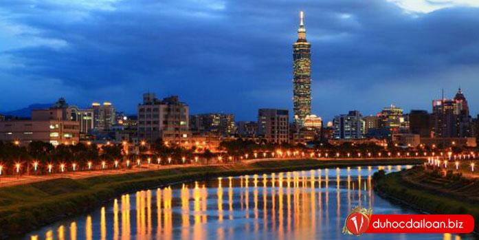 sức hấp dẫn của du học Đài Loan