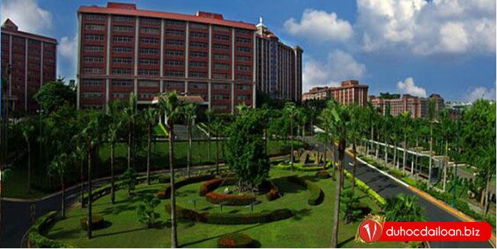 Môi trường học hiện đại của các trường đại học ở Đài Loan.