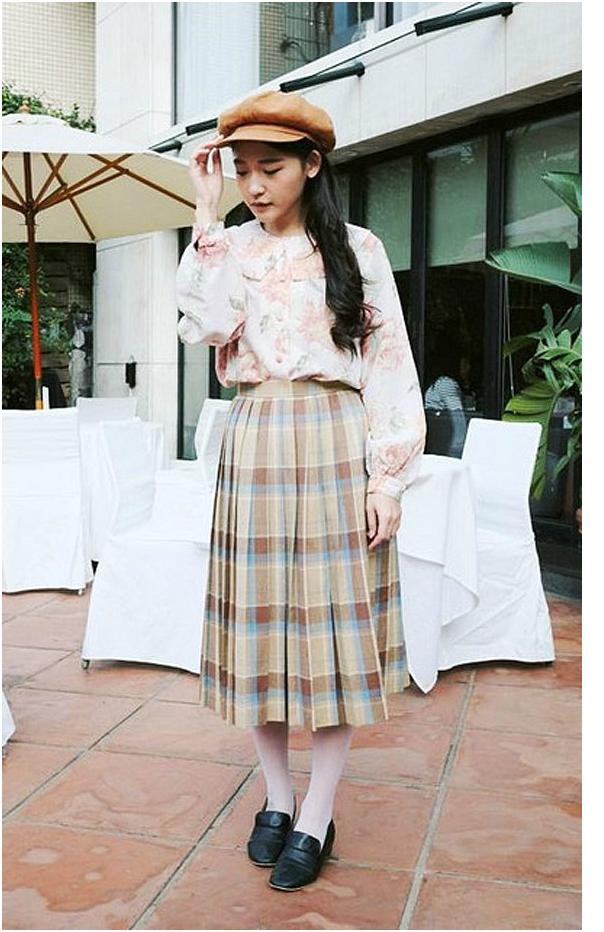 Phong cách giản dị người Đài Loan